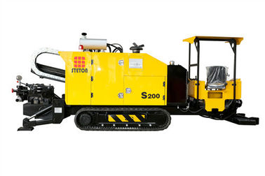 Powerful Horizontal Directional Drilling Machine Fast Travelling And