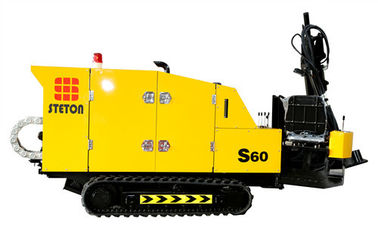 China S60 6Ton Pipe Laying HDD Boring Machine With High Speed Sliding Systems factory