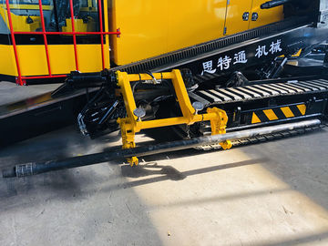 Stable Performance Underground Boring Machine Fast Travelling And Tracking Speed